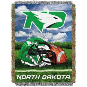 University of North Dakota Tapestry Throw by Northwest