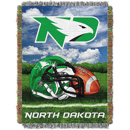 University of North Dakota Tapestry Throw by Northwest