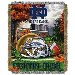 Notre Dame Fighting Irish Tapestry Throw by Northwest