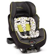 The First Years TruFit C680 Convertible Car Seat - Green Dots