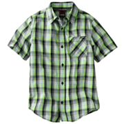 Tony Hawk Small Scale Button-Down Shirt - Boys 8-20