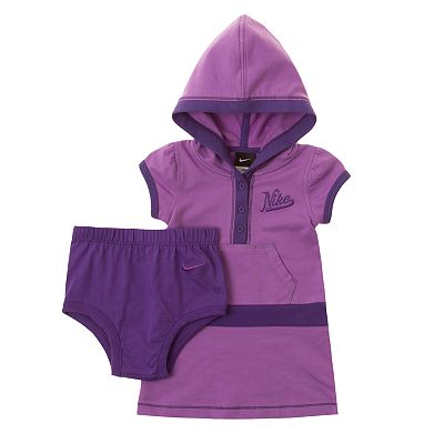 Nike Hoodie Dress - Toddler