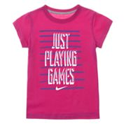 Nike Just Playing Games Tee - Toddler