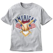 USA Baseball Tee - Boys 8-20