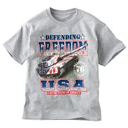 USA Defender Tee - Boys 8-20