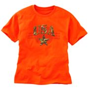 USA Camo Trooper Tee - Boys 8-20