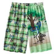 Regular Show Lounge Shorts - Boys 8-20