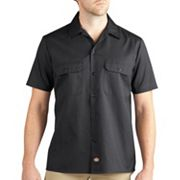 Dickies Solid Twill Work Shirt - Men
