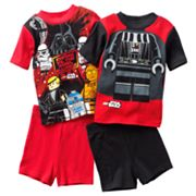 LEGO Star Wars Dark vs. Light 4-pc. Pajama Set - Boys 4-12