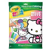 Hello Kitty Color Wonder by Crayola