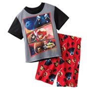 Angry Birds Star Wars Angry Force Pajama Set - Boys 4-12
