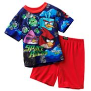 Angry Birds Space Bird Speed 2-pc. Pajama Set - Boys 4-12