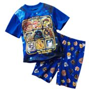 Angry Birds Star Wars Force Flock 2-pc. Pajama Set - Boys 4-12