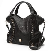 V-Couture by Kooba Ruby Contour Studded Convertible Tote