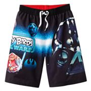 Angry Birds Star Wars Swim Trunks - Boys 8-20