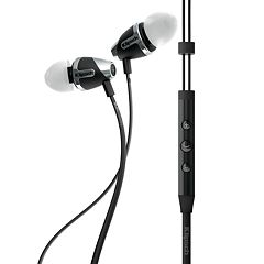 Klipsch Image S4i Noise Isolating In-Ear Headphones for Apple