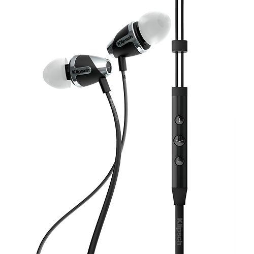 Klipsch Image S4i Noise Isolating In-Ear Headphones for Apple