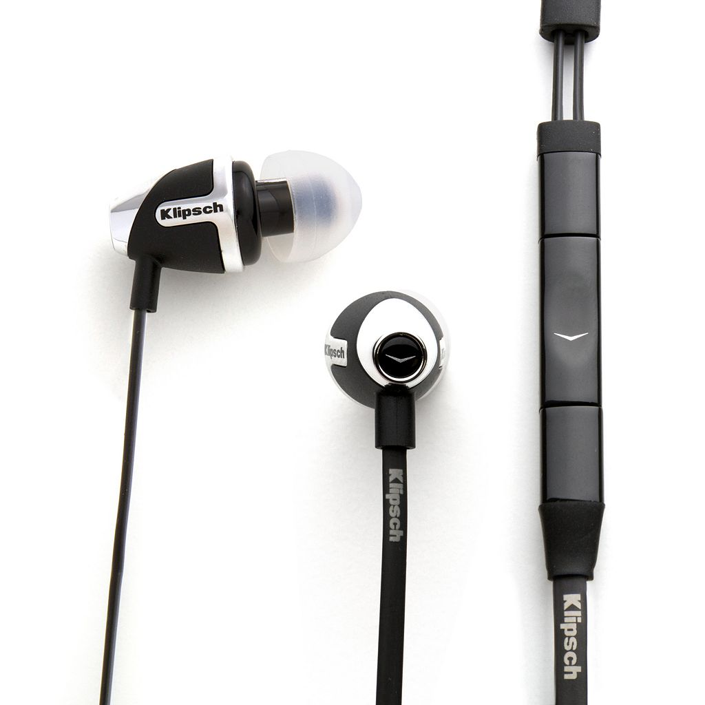 Klipsch Image S4A Noise Isolating In-Ear Headphones for Android