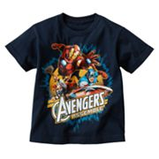 Marvel The Avengers Assemble Tee - Boys 4-7