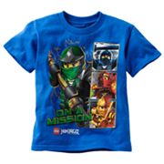 LEGO Ninjago On a Mission Tee - Boys 4-7
