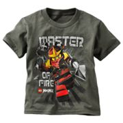 LEGO Ninjago Master of Fire Tee - Boys 4-7