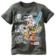 LEGO Star Wars Luke Skywalker Tee - Boys 4-7