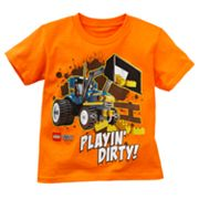 LEGO City Playin Dirty Tee - Boys 4-7