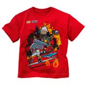LEGO City Fireproof Tee - Boys 4-7