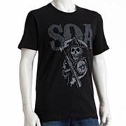 Sons of Anarchy SOA Tee - Men