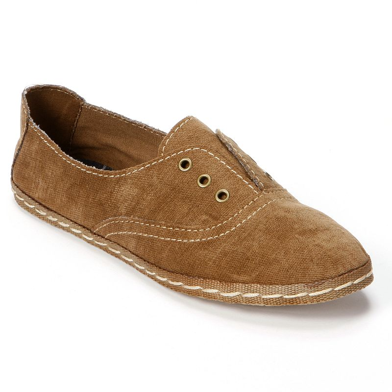 Unleashed by Rocket Dog Brown NaidaSlip-On Shoes- Women