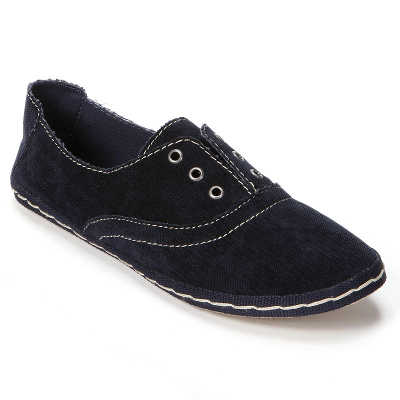 Unleashed by Rocket Dog Blue NaidaSlip-On Shoes- Women