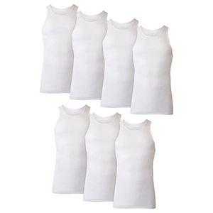 Men's Hanes Classics 7-pk. ComfortSoft Tanks