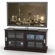 Atlantic Windowpane TV Stand