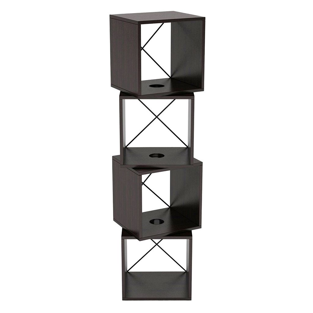 Atlantic 4 Rotating Storage Cubes