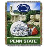 Penn State Nittany Lions Tapestry Throw by Northwest