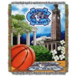 North Carolina Tar Heels Tapestry Throw by Northwest