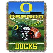 Oregon Ducks Tapestry Throw by Northwest