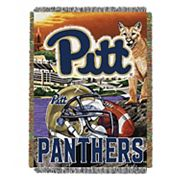 Pittsburgh Panthers Tapestry Throw by Northwest