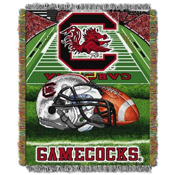 South Carolina Gamecocks Tapestry Throw by Northwest