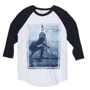 Tony Hawk City Rail Skater Raglan Tee - Men