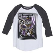 Tony Hawk King of Rock Raglan Tee - Men
