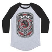 "Tony Hawk ""Wild"" Panther Tee - Men"