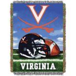 Virginia Cavaliers Tapestry Throw by Northwest