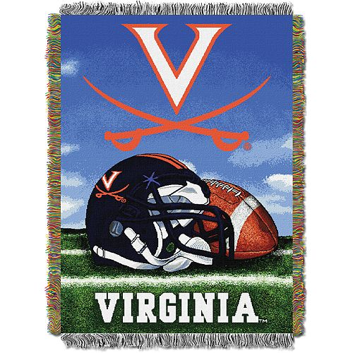 Virginia Cavaliers Tapestry Throw by Northwest
