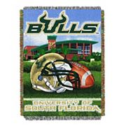 South Florida Bulls Tapestry Throw by Northwest