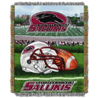 Southern Illinois Salukis Tapestry Throw by Northwest