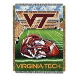 Virginia Tech Hokies Tapestry Throw by Northwest
