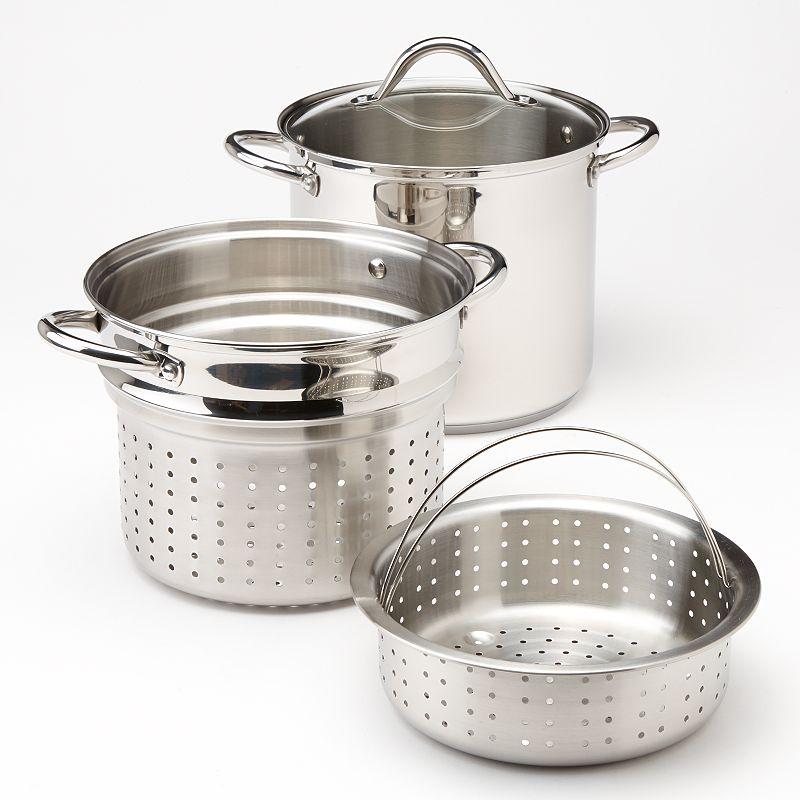 Food Network Steamer Basket