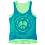 SO Peace Hi-Low Tank Set - Girls 7-16