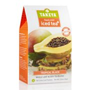 Takeya Flash Chill Tropical Black Whole Leaf Iced Tea Blend